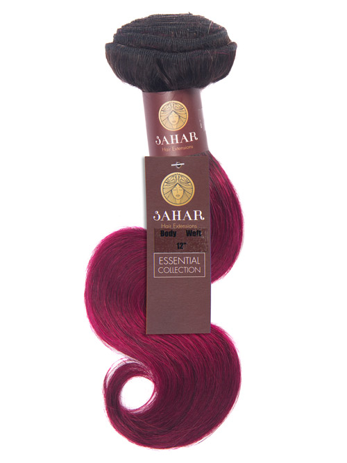 Sahar Essential Virgin Remy Human Hair Extensions 100g (8A) - Body Wave