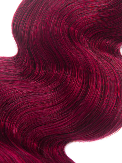 Sahar Essential Virgin Remy Human Hair Extensions 100g (8A) - Body Wave #OT118 12 inch