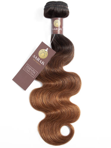 Sahar Essential Unprocessed Brazilian Virgin Weft Hair Extensions 100g - Body Wave