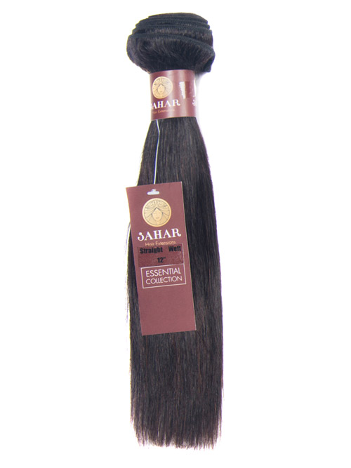 Sahar Essential Virgin Remy Human Hair Extensions 100g (8A) - Straight