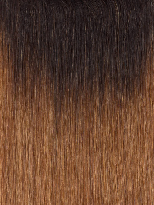 Sahar Essential Virgin Remy Human Hair Extensions 100g (8A) - Straight #OT30 22 inch