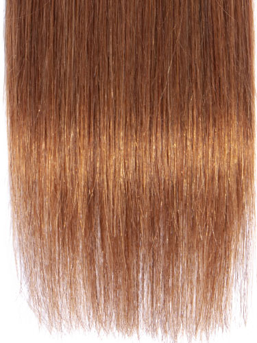 Sahar Essential Virgin Remy Human Hair Extensions 100g (8A) - Straight #OT/4/30 10 inch