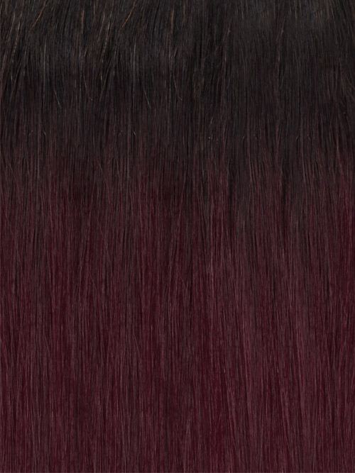 Sahar Essential Virgin Remy Human Hair Extensions 100g (8A) - Straight #OT99J 24 inch