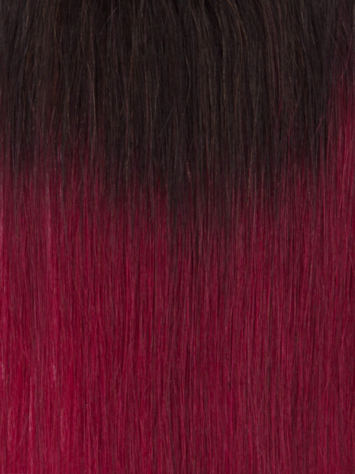 "Sahar Essential Virgin Remy Human Hair Extensions Bundle (8A) - #OT118 Straight 14""+16""+18"" Closure 4x4"" 12"""