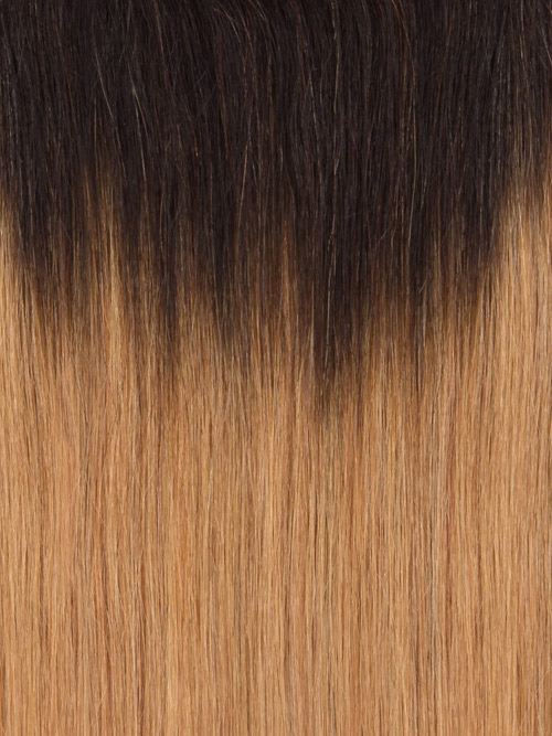 "Sahar Essential Virgin Remy Human Hair Top Lace Closure 4"" x 4"" (8A) - Straight #OT27 14 inch"