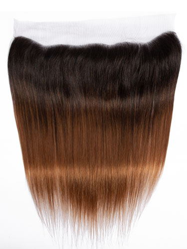 "Sahar Essential Virgin Remy Human Hair Front Lace Closure 4"" x 13"" (8A) - Straight #OT/4/30 10 inch"