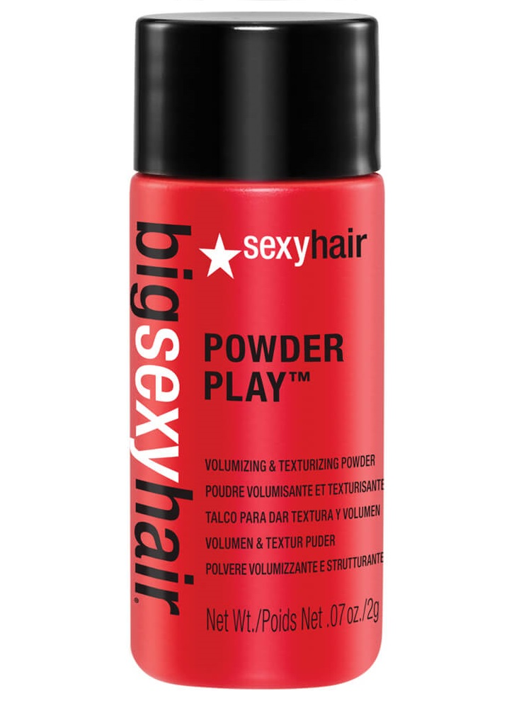 Sexy Hair Big Powder Play Volumizing and Texturizing Powder 2g