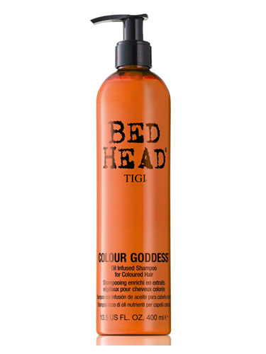 TIGI Bed Head Colour Goddess Oil Infused Shampoo (400ml)