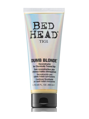 TIGI Bed Head Dumb Blonde Reconstructor Conditioner (200ml)