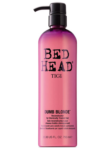 TIGI Bed Head Dumb Blonde Reconstructor Conditioner (750ml)