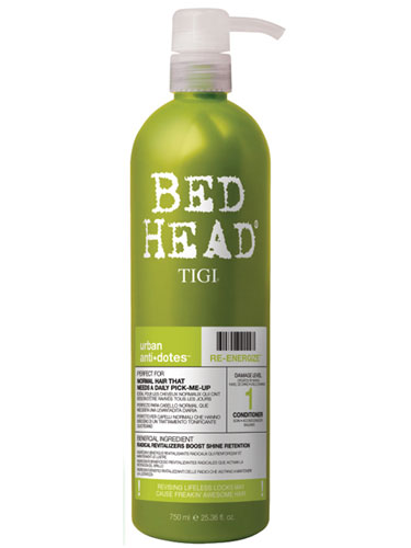 TIGI Bed Head Urban Antidotes Re-Energize Conditioner (750ml)