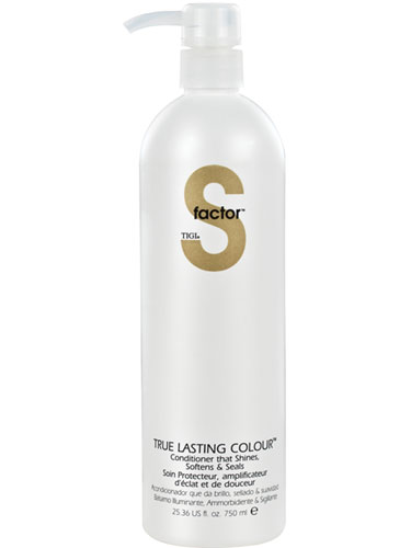 TIGI S-Factor True Lasting Colour Conditioner (750ml)