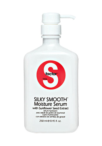 TIGI S-Factor Silky Smooth Moisture Serum (250ml)