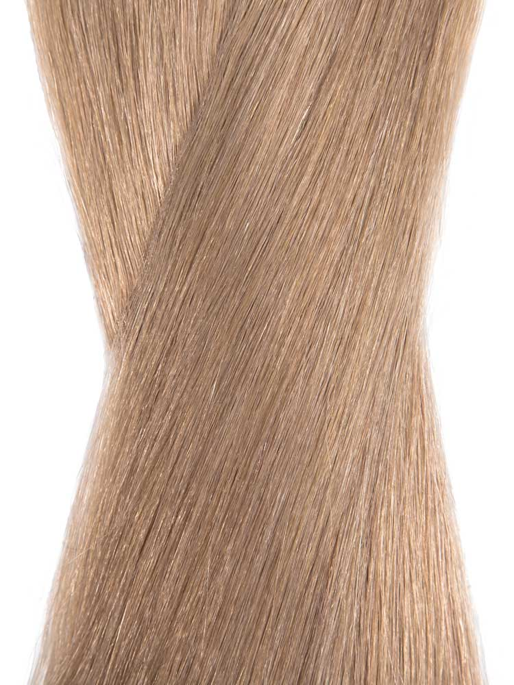VL Tape In Hair Extensions (20 pieces x 4cm) #18-Ash Blonde 18 inch