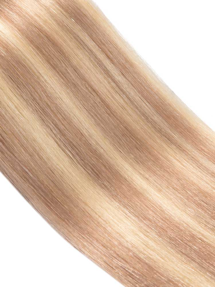 VL Tape In Hair Extensions (20 pieces x 4cm) #18/613 18 inch