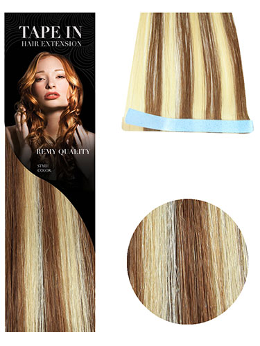 VL Tape In Hair Extensions (10 pieces x 8cm)