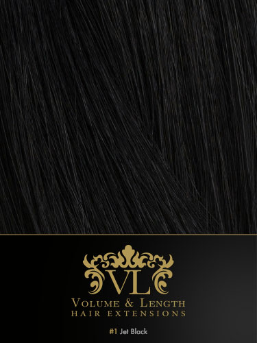 VLII Weft / Weave Remy Hair Extensions