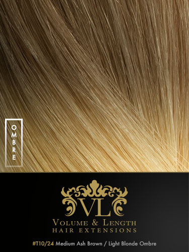VLII Remy Weft Human Hair Extensions