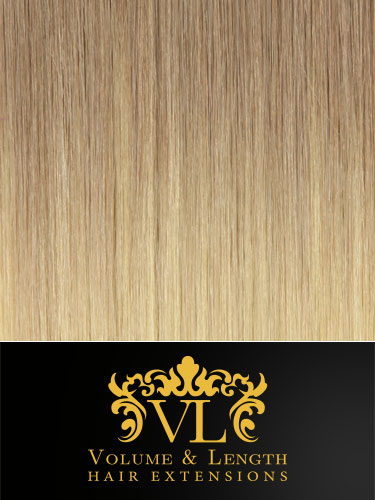 VL Remy Weft Human Hair Extensions #T18/22 18 inch 100g
